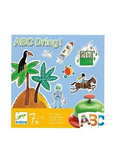 Djeco Djeco Klasik Oyunlar / Abc Dring Pembe